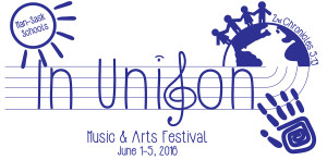 In-Unison Music adn Arts Festival 2016 - RRVJA - Manitoba to Saskatchewan