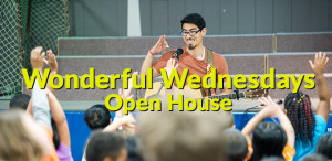 Wonderful Wednesdays Open House at RRVJA